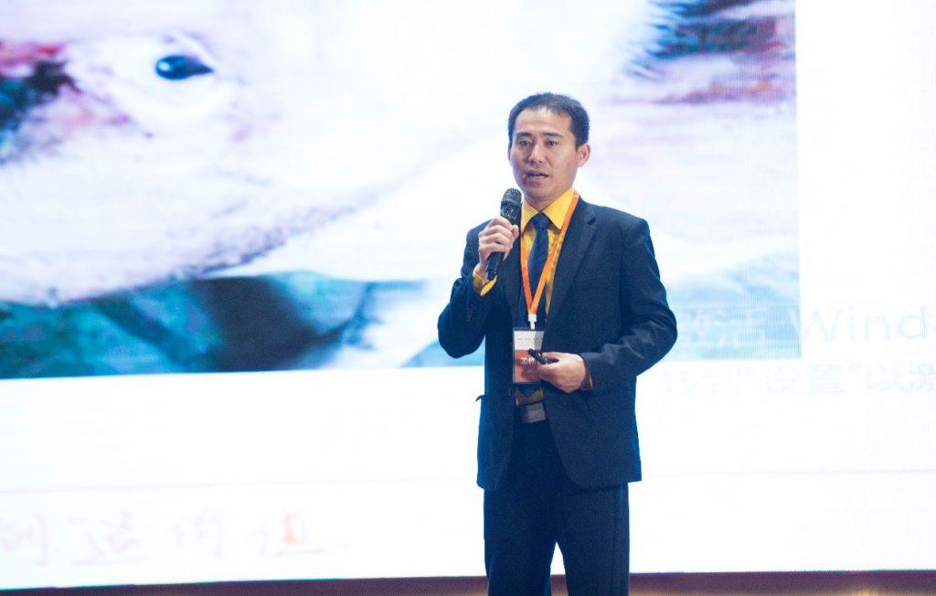 喜来高杨建雄:内部修复、外部杀毒,双重机制保障动物健康!