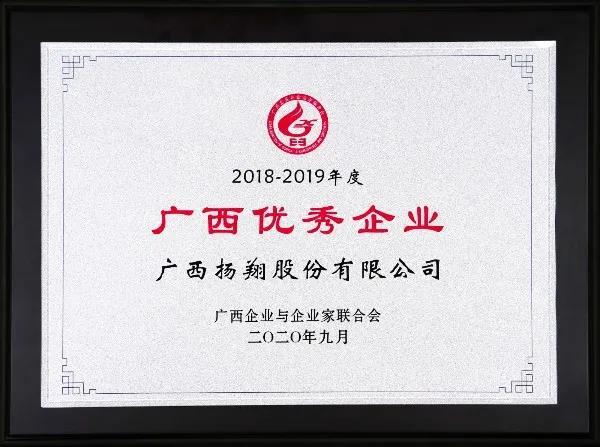 年终回顾|骄傲!自豪!2020扬翔荣誉满满(一)