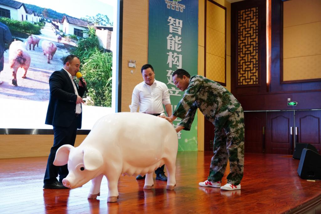 组团学习提高猪场生产成绩!多家企业、猪场开始行动